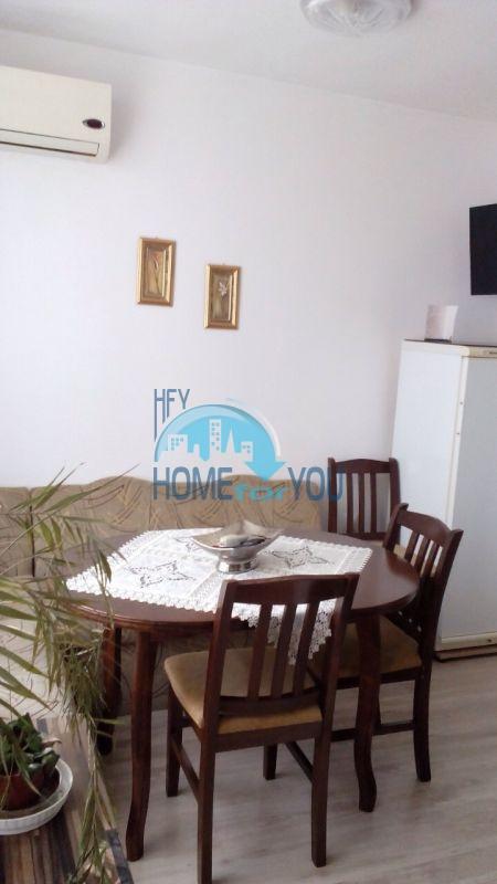 Меблированная квартира в Лазуре в городе Бургас 6