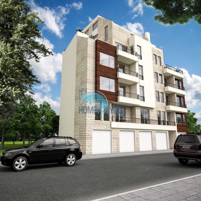 Продажа новых квартир в городе Бургас 3