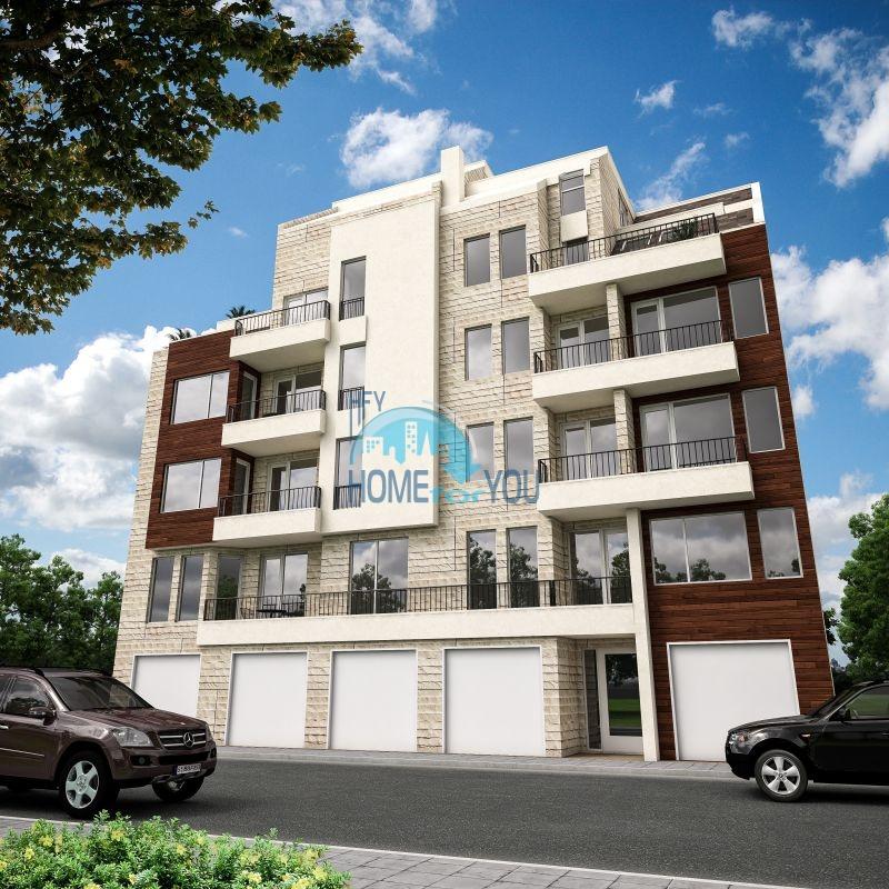 Продажа новых квартир в городе Бургас 2
