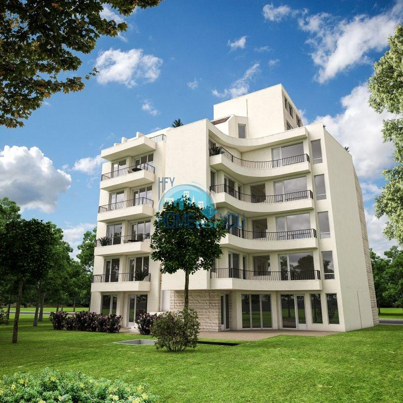 Продажа новых квартир в городе Бургас