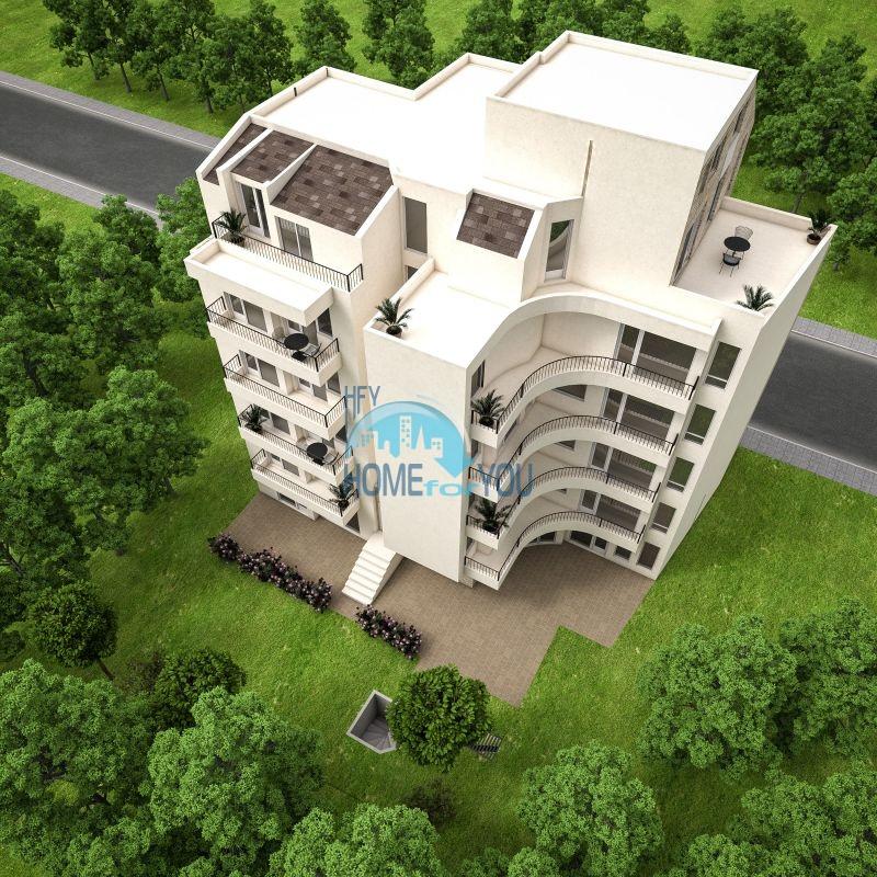 Продажа новых квартир в городе Бургас 4