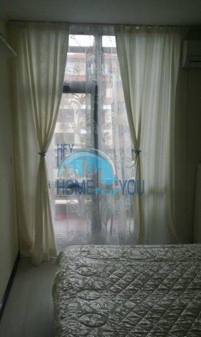 Двухкомнатная квартира в элитном комплексе Шоколад в городе Равда 6