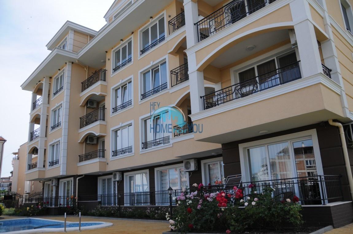Квартири в новому житловому комплексі в Равда - з розстрочкою до трьох років 5472