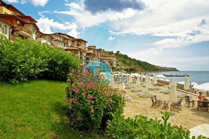 Двухкомнатная квартира у моря в курорте Синеморец