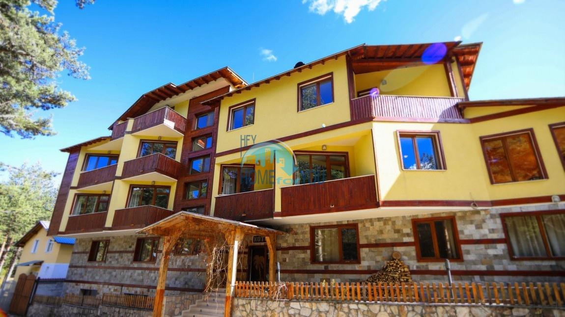 Отель в горах Пирин рядом с