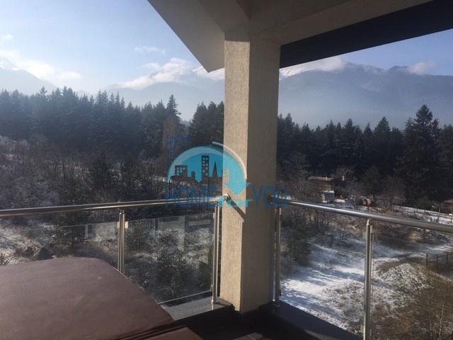 Банско, вид на горы. Роскошный огромный апартамент 221 кв.м в элитном комплексе