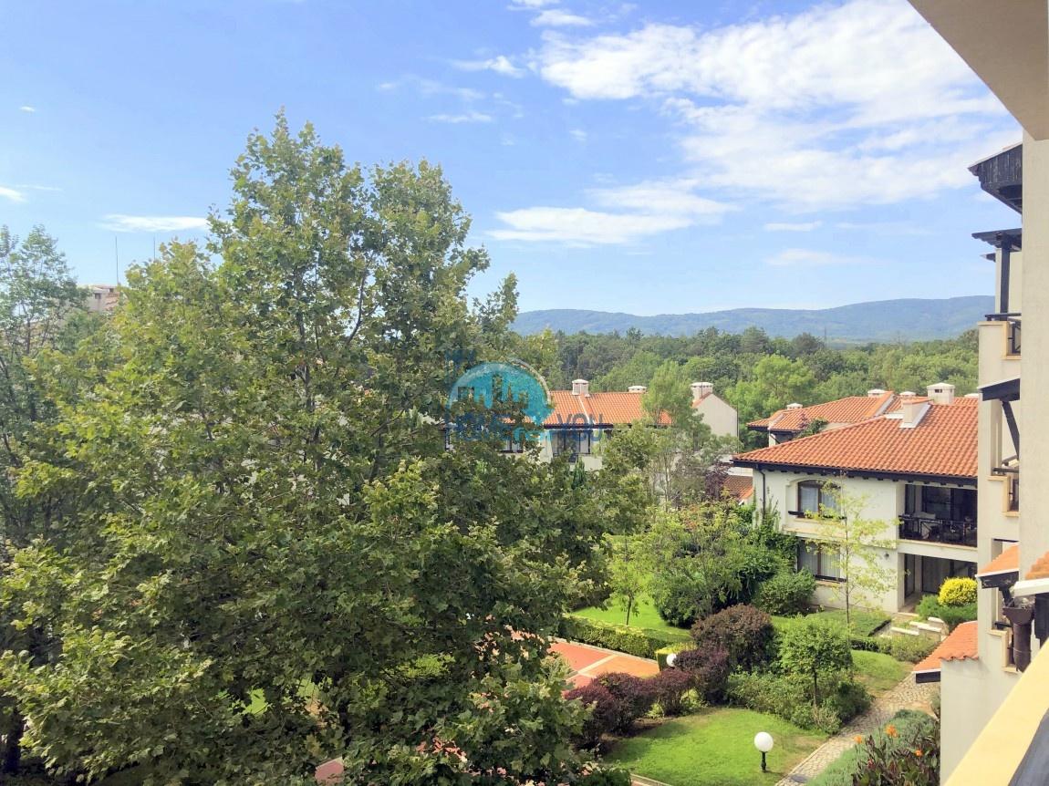 Двухкомнатная квартира 66 кв.м с видом на горы и роскошную территорию элитного комплекса