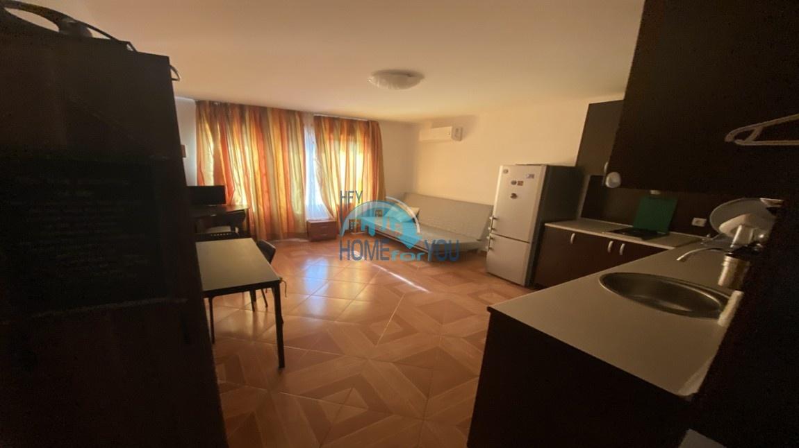 Ахелой, комплекс ,,Фамагуста-Антония''. Большая двухкомнатная квартира