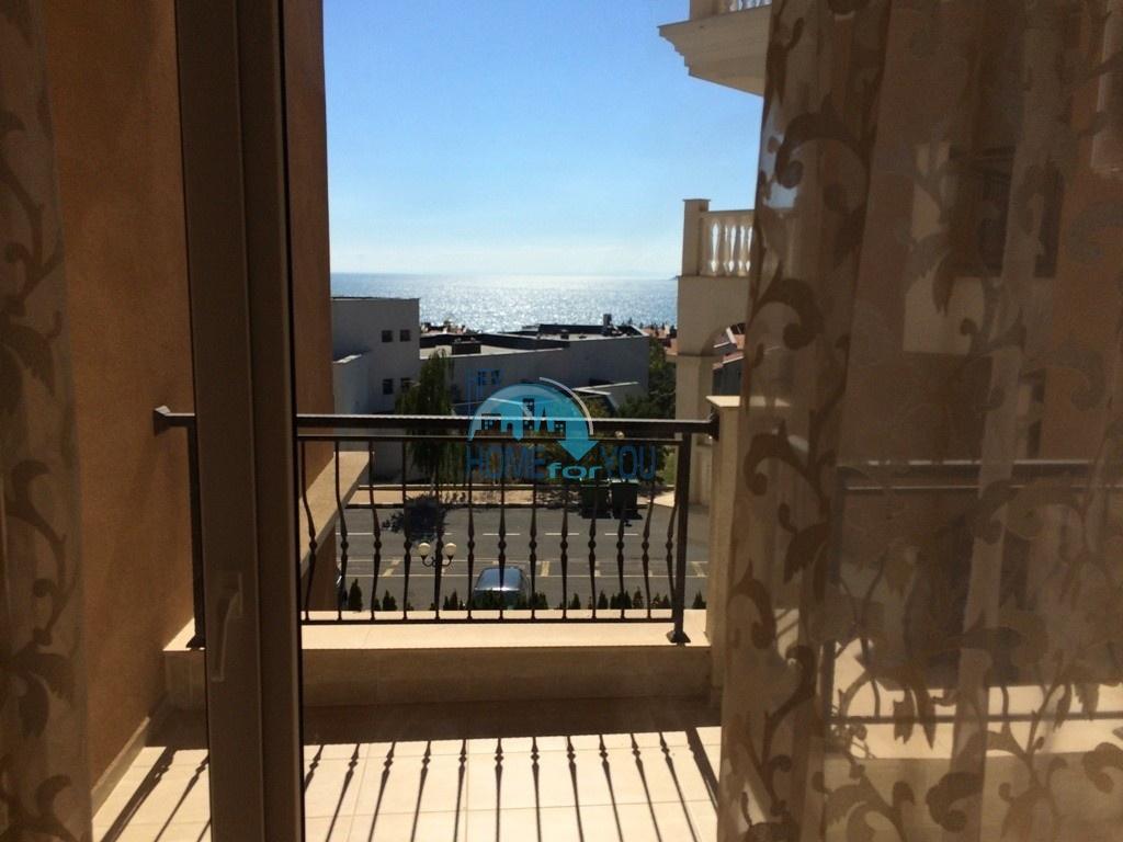 Святой Влас, комплекс ,,Вилла Анторини''. Вид на море! Отличная двухкомнантая квартира