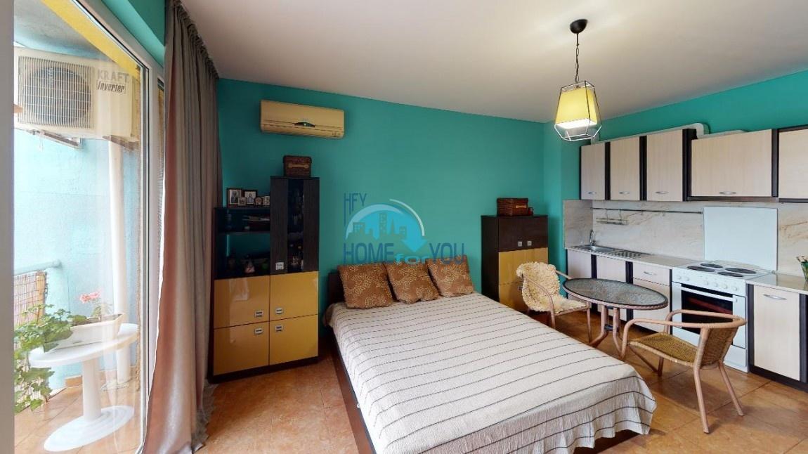 Солнечный берег, комплекс ,,Макар''. Меблированная двухкомнатная квартира по выгодной цене