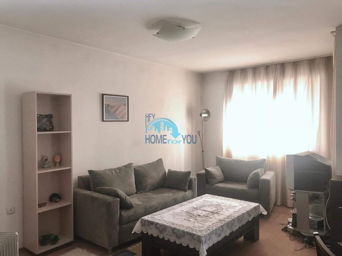 Банско. Двухкомнатная квартира 74 кв.м без таксы поддержки, рядом с подъемником