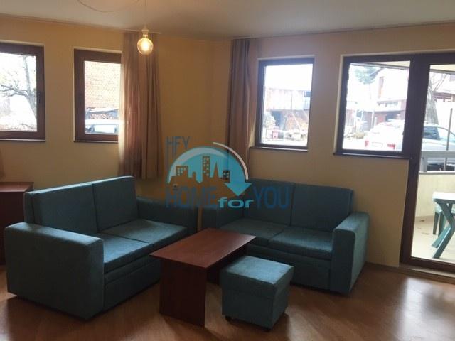 Банско. Меблированная двухкомнатная квартира 72,30 кв.м по выгодной цене