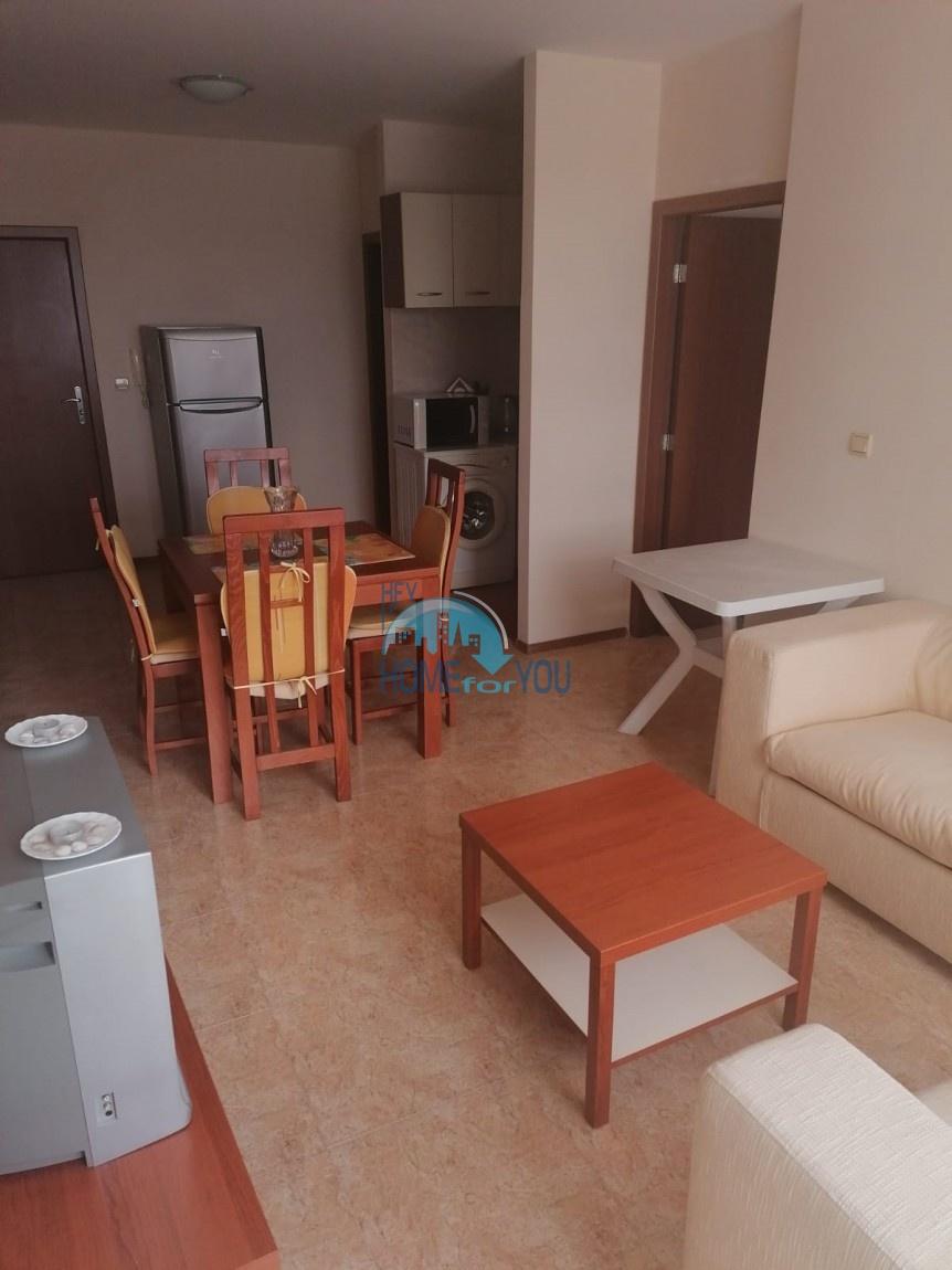 Солнечный берег, комплекс ,,Элит 4''. Большая двухкомнатная квартира. Снижена цена!