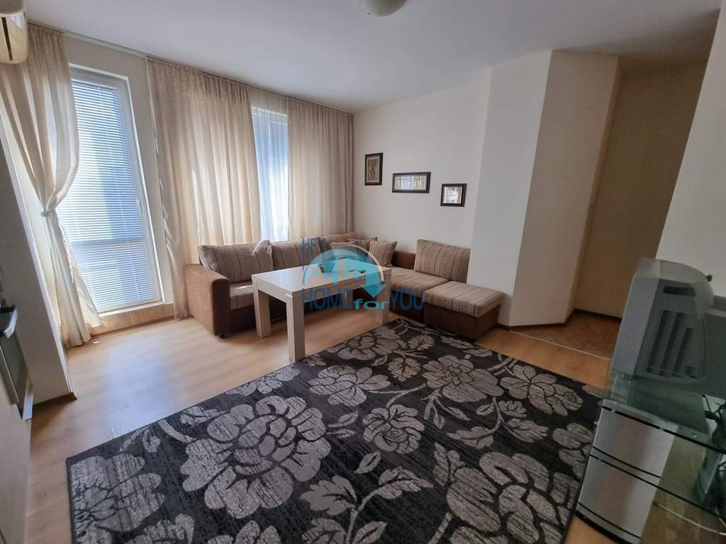 Солнечный берег, без таксы поддержки. Уютная двухкомнатная квартира 70 кв.м в комплексе