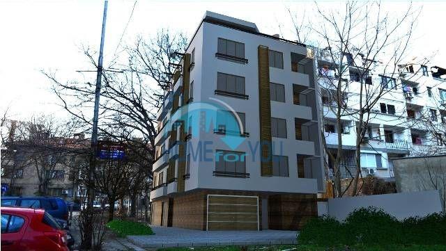 Квартиры в жилой новостройке в центре Бургаса - для ПМЖ 2