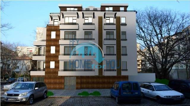 Квартиры в жилой новостройке в центре Бургаса - для ПМЖ 3