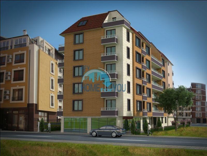 Недорогие квартиры для постоянного проживания в г. Поморие