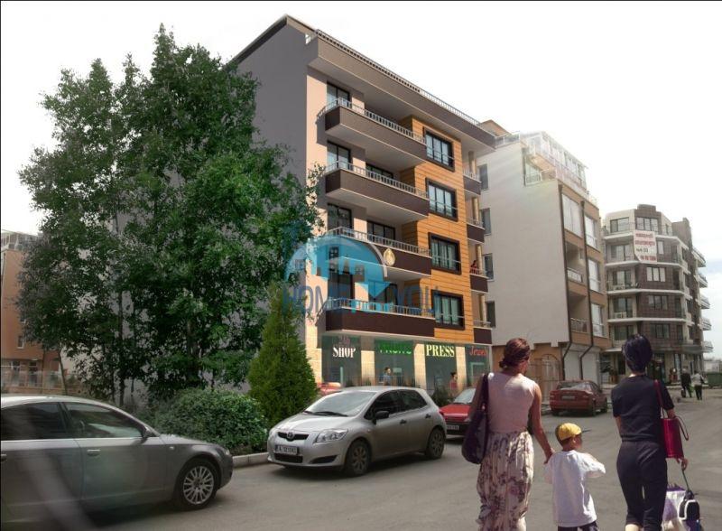 Новые готовые квартиры у моря для ПМЖ в Поморие