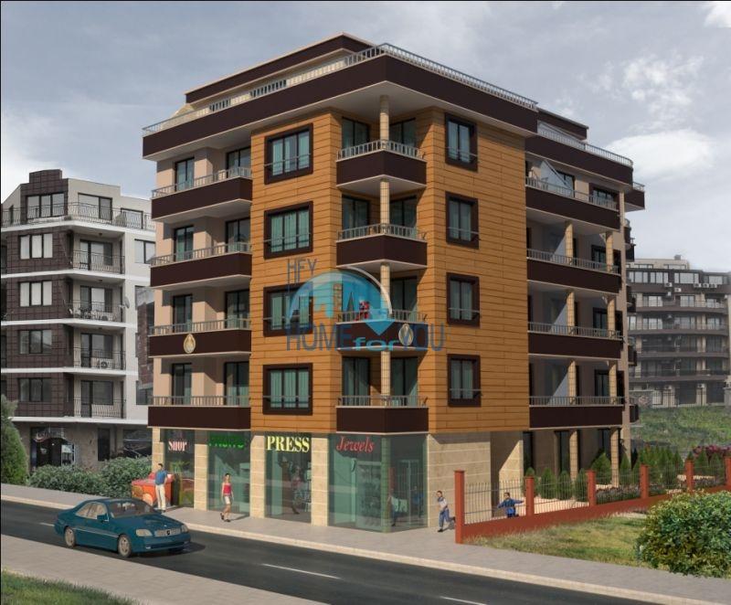 Недорогие квартиры у моря для продажи в Поморие 4