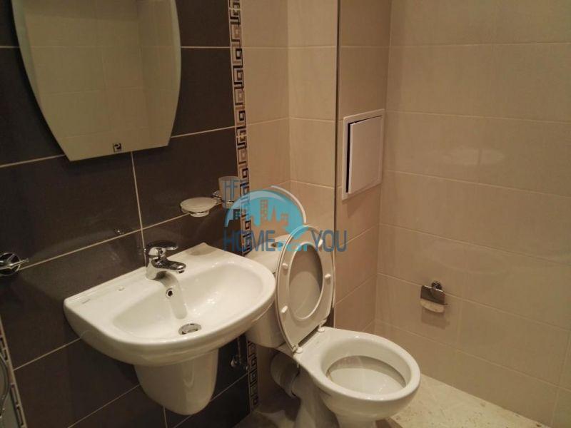 Трехкомнатная квартира в новом жилом доме в городе Поморие 14