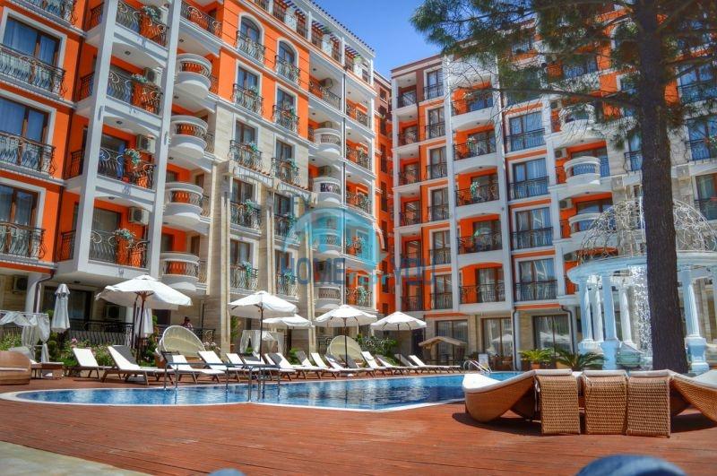 Двухкомнатная квартира в Солнечном береге - Хармони Палас 2
