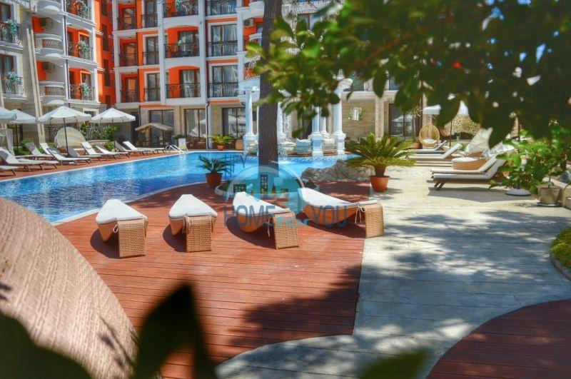 Двухкомнатная квартира в Солнечном береге - Хармони Палас 4