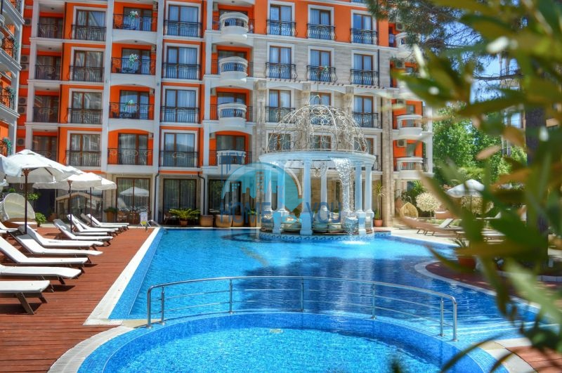 Двухкомнатная квартира в Солнечном береге - Хармони Палас