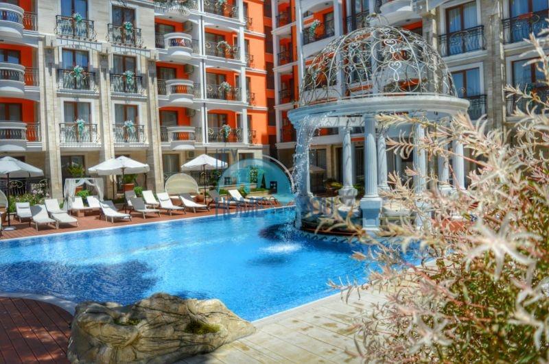 Двухкомнатная квартира в Солнечном береге - Хармони Палас 5