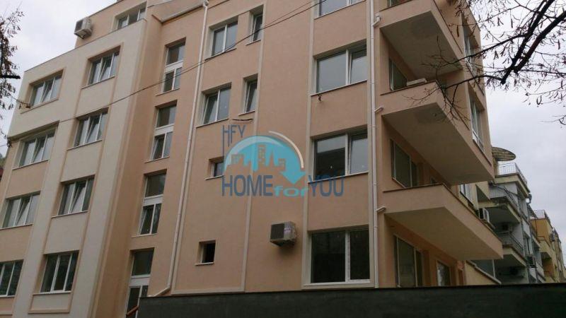 Квартиры в новом жилом доме в г. Бургас, кв. Лазур 2