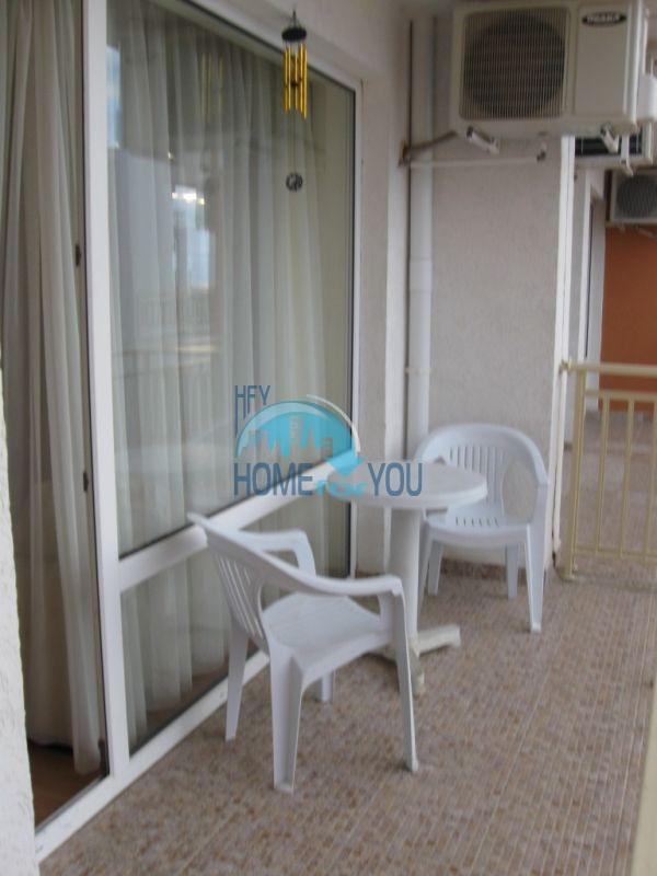 Отличная меблированная двухкомнатная квартира с моркой панорамой 6