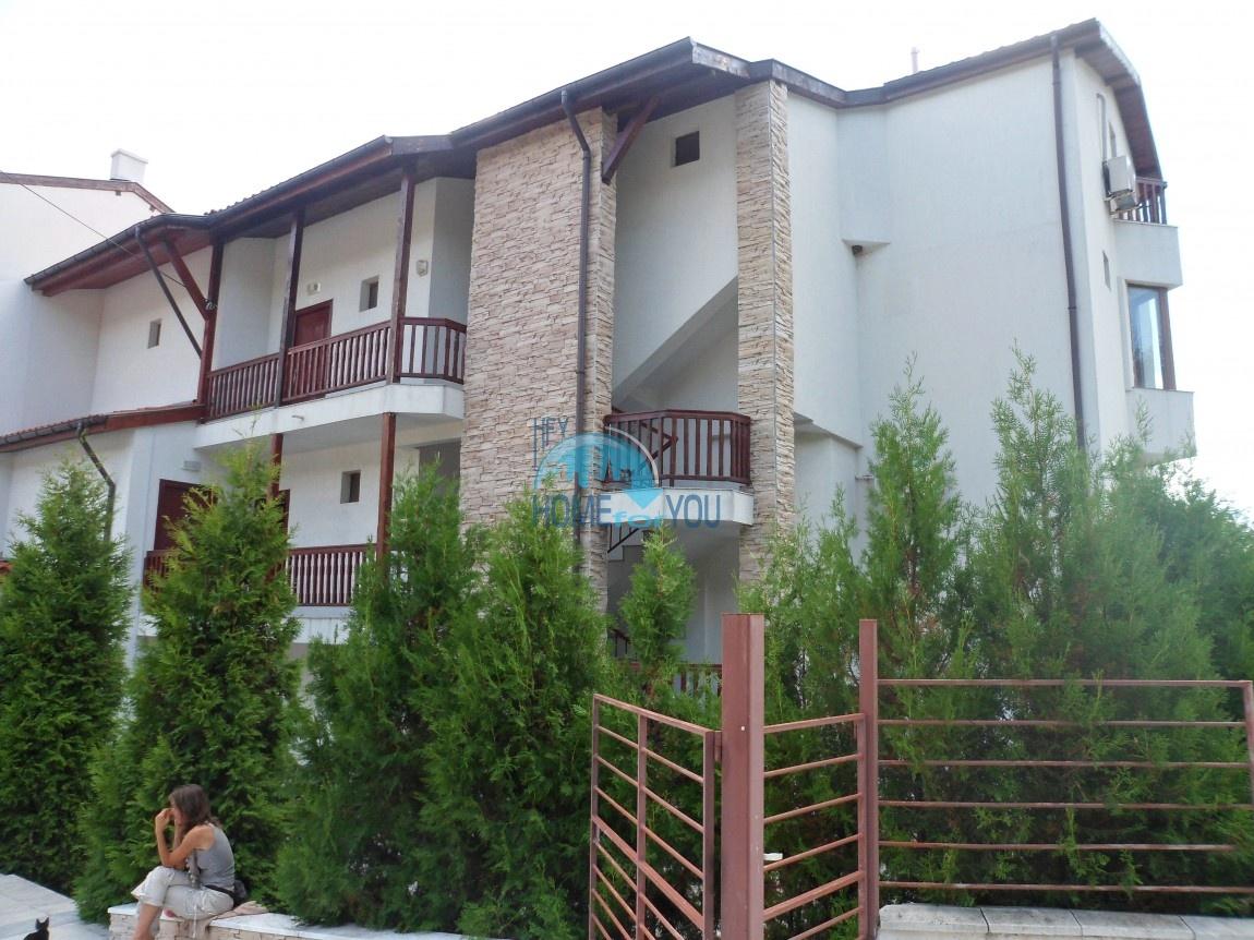Отличная двухкомнатная квартира в Балчике, рядом с ботаническим садом