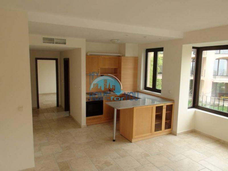 Трехкомнатная квартира на первой линии в Балчике комплекс Калиакрия Гарден 7