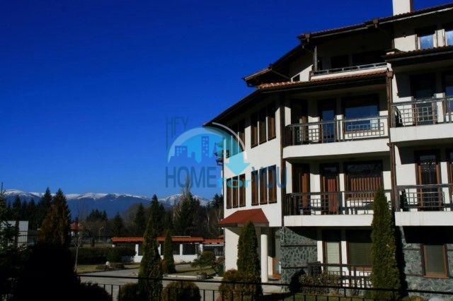 Удобная студия в горнолыжном курорте Банско