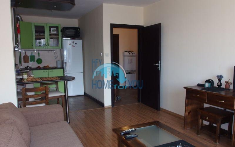 Двухкомнатная квартира на продажу в горах курорта Банско - для ПМЖ