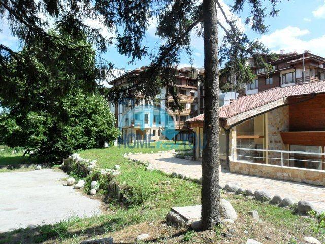 Двухкомнатная квартира недалеко от подъемника в городе Банско