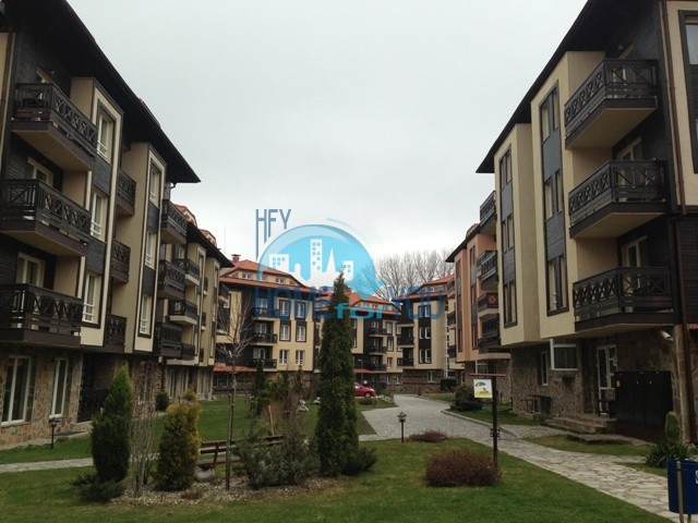 Двухкомнатная квартира по выгодной цене в комплексе Божурленд, Банско