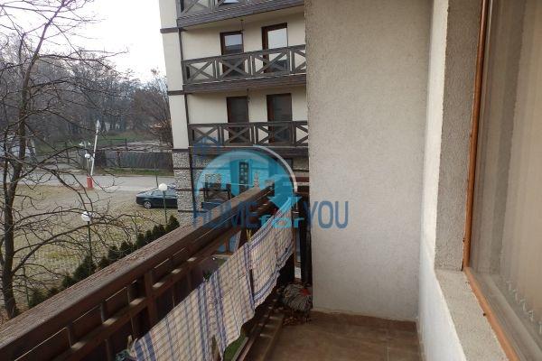 Двухкомнатная квартира в центре Банско 11