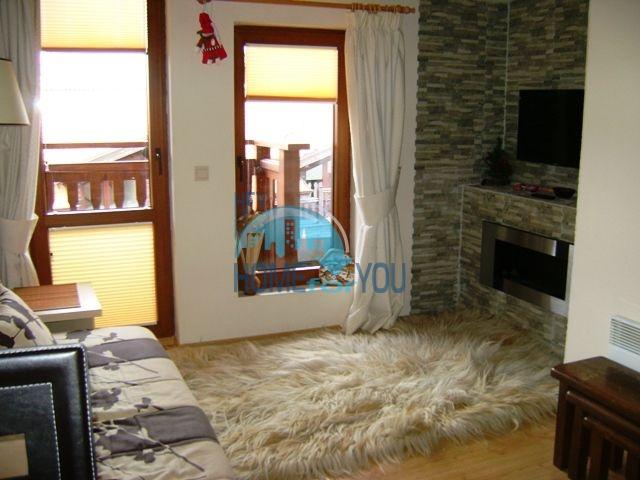 Двухкомнатная квартира в горах курорта Банско 2