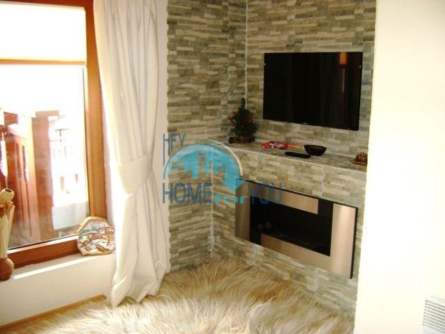 Двухкомнатная квартира в горах курорта Банско 3