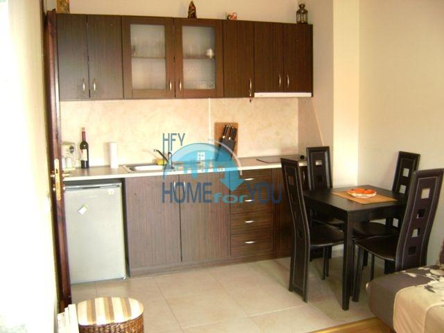Двухкомнатная квартира в горах курорта Банско 6