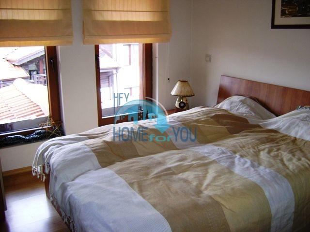 Двухкомнатная квартира в горах курорта Банско 7
