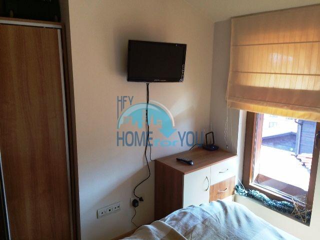 Двухкомнатная квартира в горах курорта Банско 8