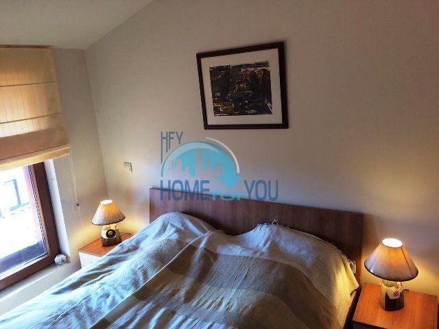 Двухкомнатная квартира в горах курорта Банско 9