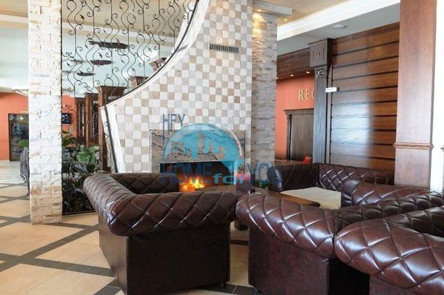 Двухкомнатная квартира в горах курорта Банско 13