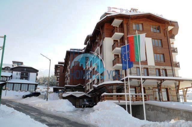 Двухкомнатная квартира в горах курорта Банско 15