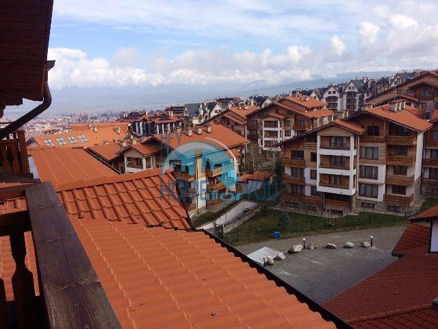 Двухкомнатная квартира в горах курорта Банско 16