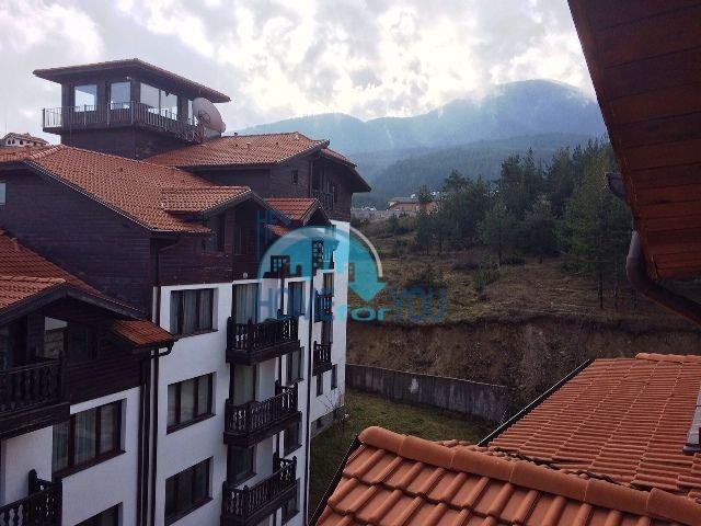 Двухкомнатная квартира в горах курорта Банско 17