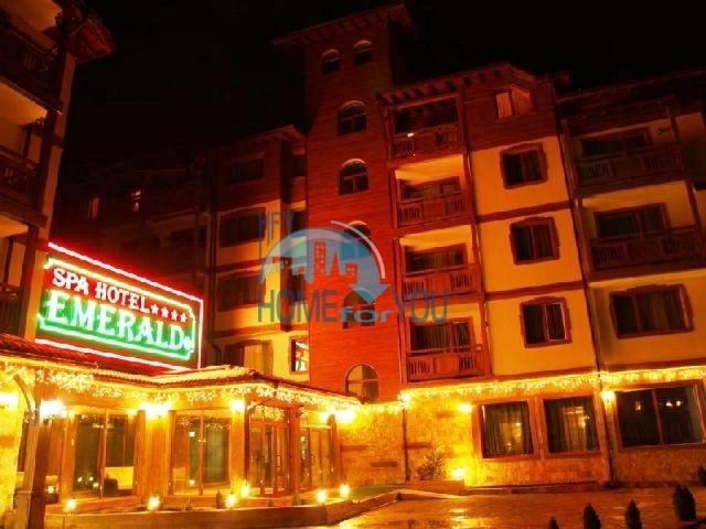 Двухкомнатная квартира в горнолыжном курорте Банско 13