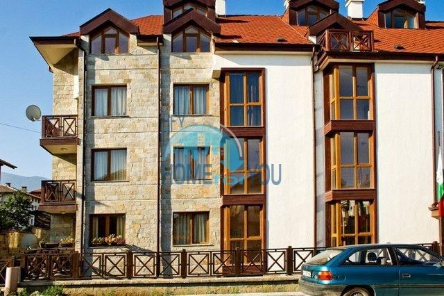 Меблированная студия в горнолыжном курорте Банско
