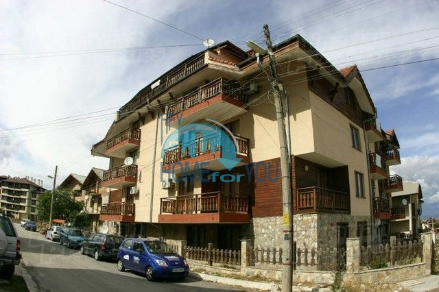 Продажа большой меблированной студии рядом с центром Банско